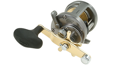 Shimano Tekota 500 Conventional Reel with Line Counter review