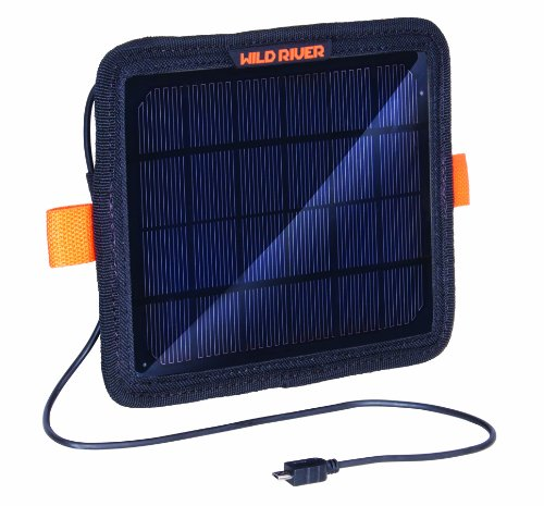 Wild River SP01 Solar Panel Charger by CLC for Nomad XP Backpack